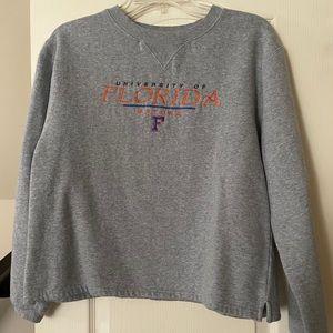 university of florida grey sweatshirt